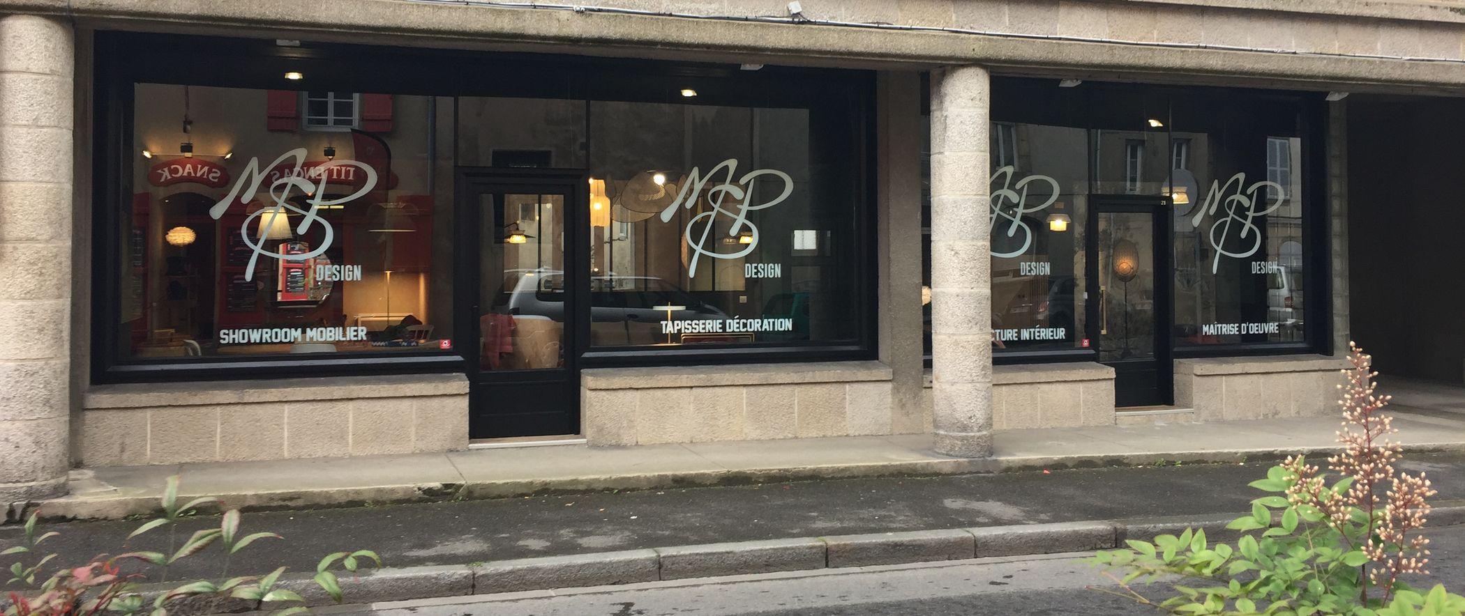 MSP Design Showroom Mobilier et Architecture Intérieur Saint-Malo