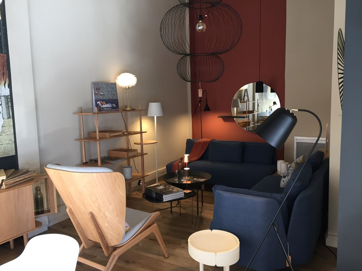 Showroom Mobilier et Architecture Intérieur MSP Design Saint-Malo
